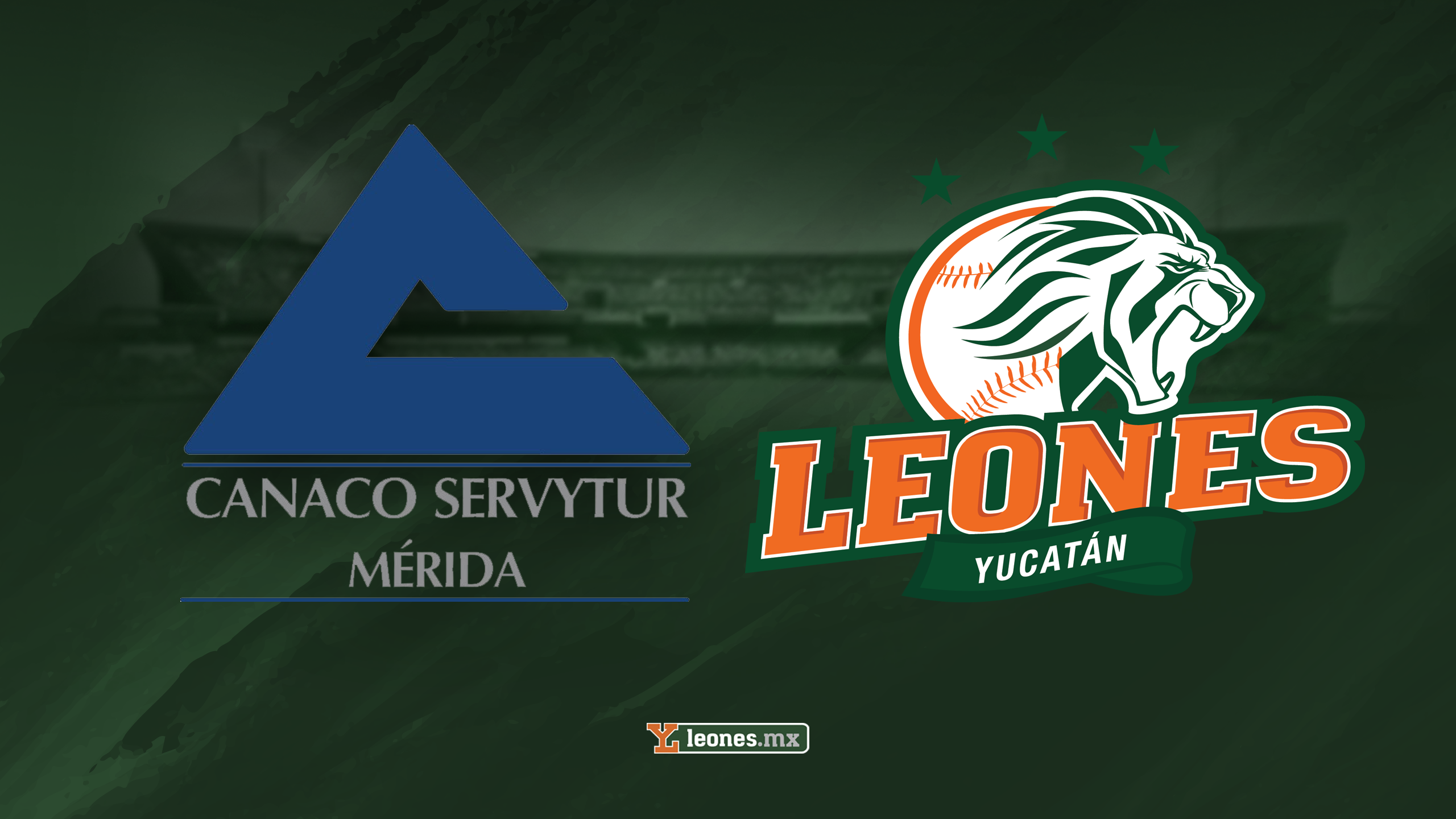 CANACO y Leones se unen para beneficiar a la afición beisbolera