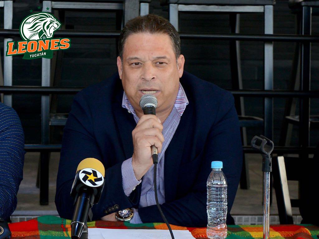 David Cárdenas, nuevo Director Deportivo de los Leones