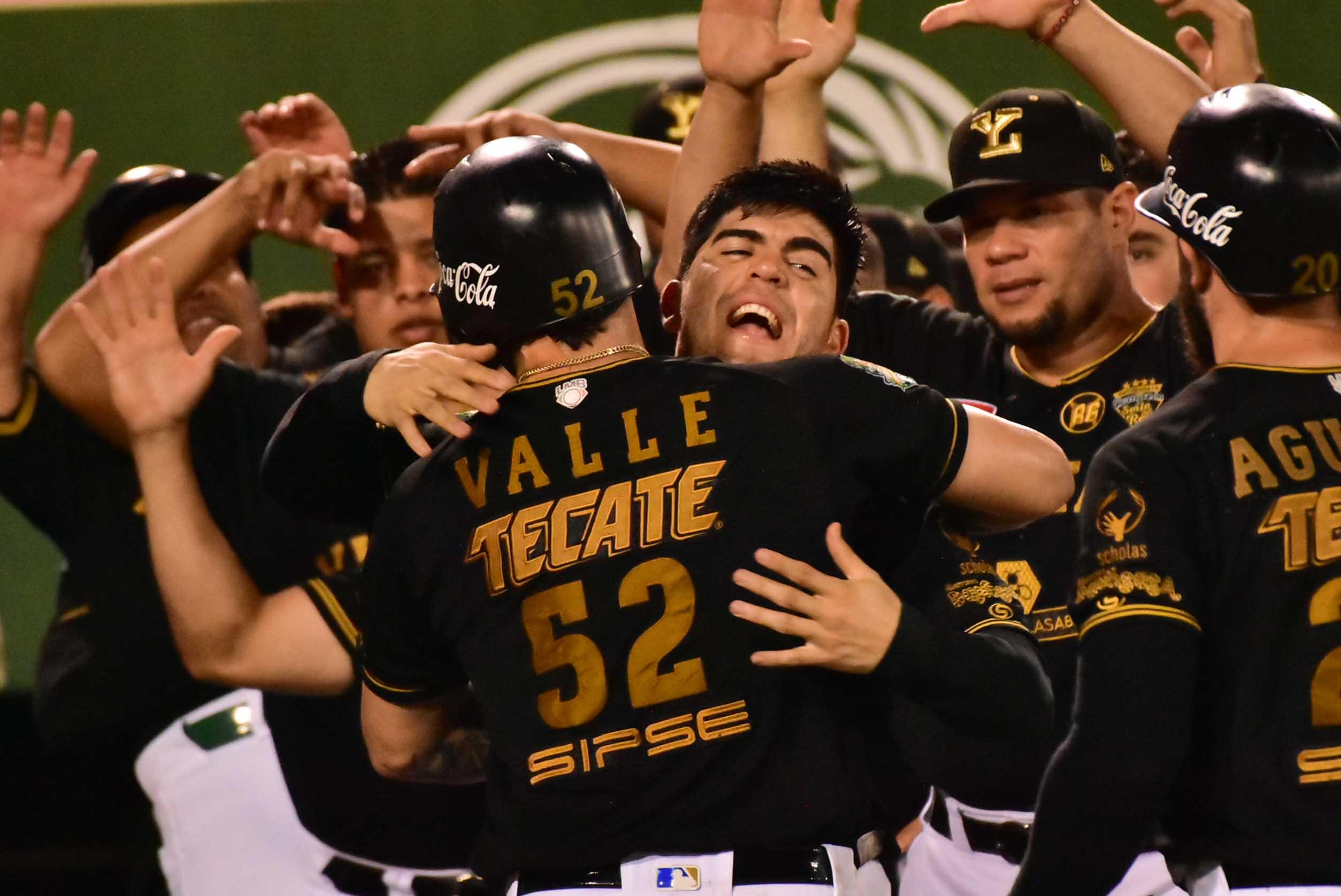 Reyes y Valle guían triunfo de Yucatán y la serie se va al máximo
