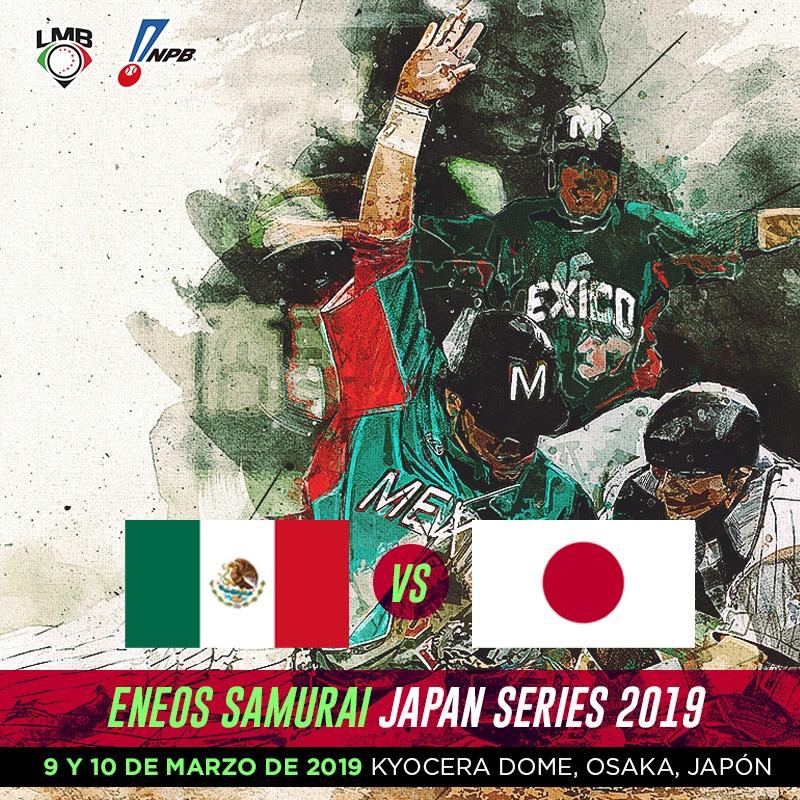 Las selecciones de México y Japón chocarán dos veces en el 2019