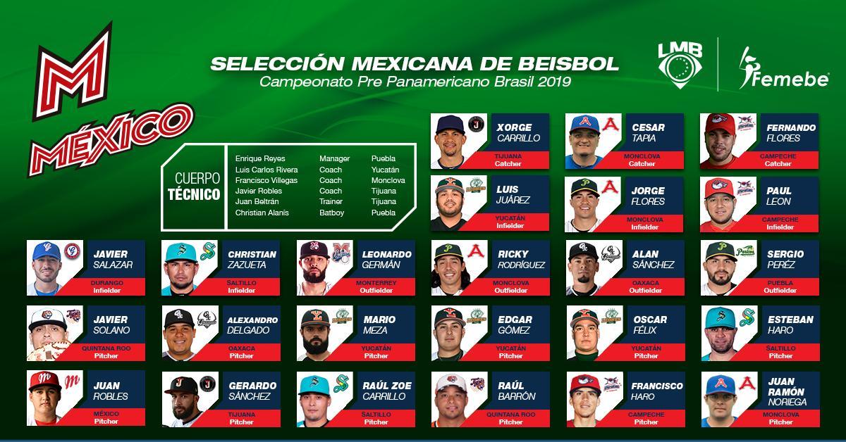 Cinco melenudos rugirán en Brasil con la Selección Mexicana