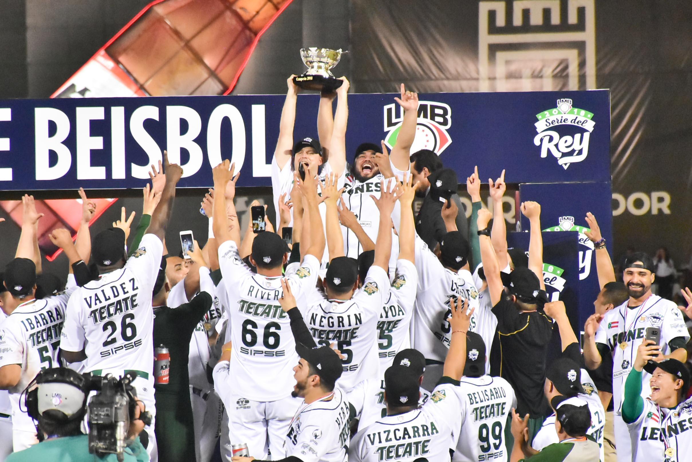 Los campeones Leones desfilarán este sábado en Mérida – Leones de Yucatán